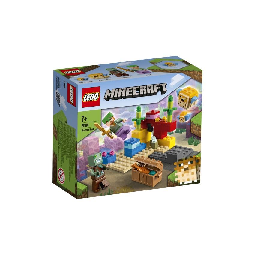 LEGO Minecraft 21164 Rafa...