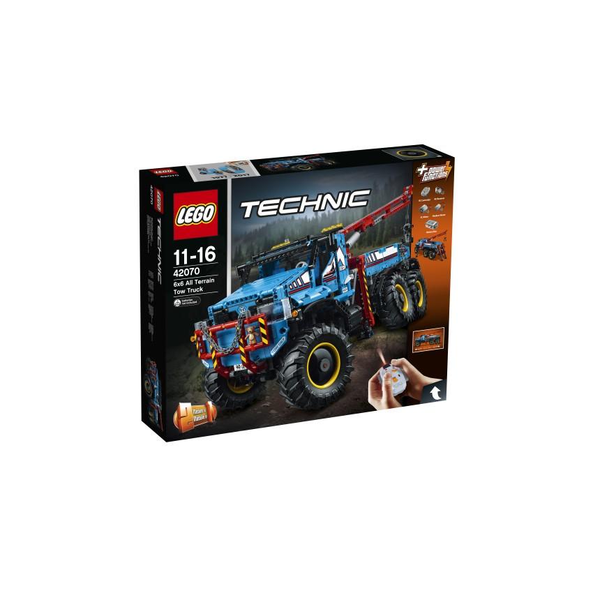 LEGO Technic 42070 Terenowy...