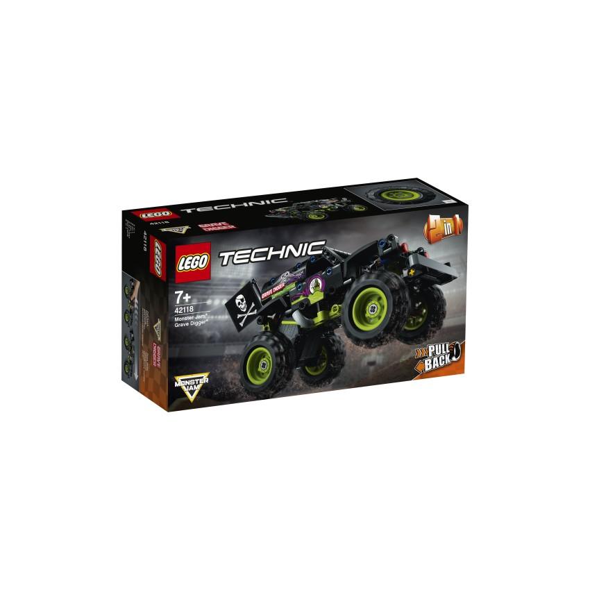 LEGO TECHNIC 42118 Monster...