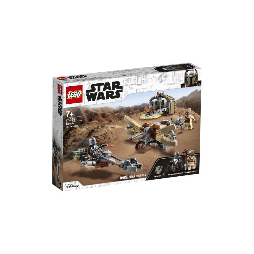 LEGO Star Wars  75299...