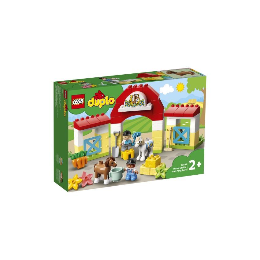 LEGO DUPLO 10951 Stadnina i...