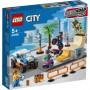 LEGO 60290 CITY Skatepark -...