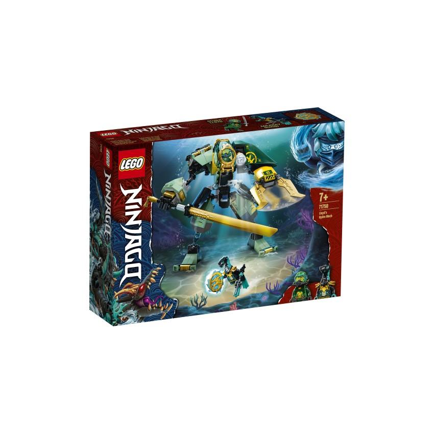 LEGO Ninjago 71750 Wodny...