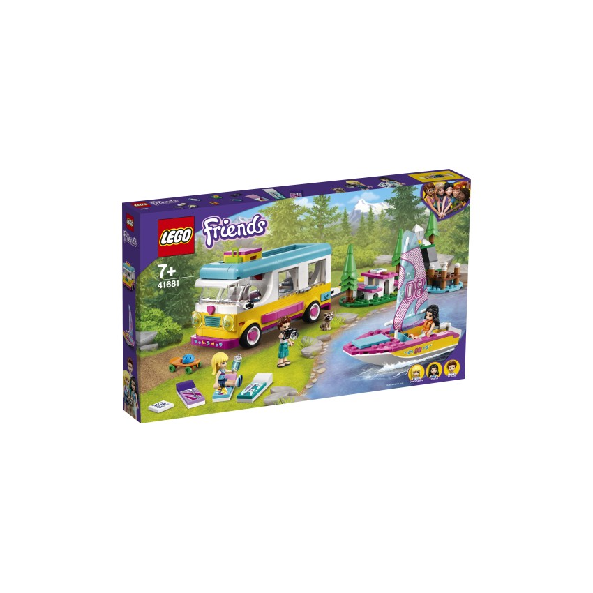 LEGO Friends 41681 Leśny...