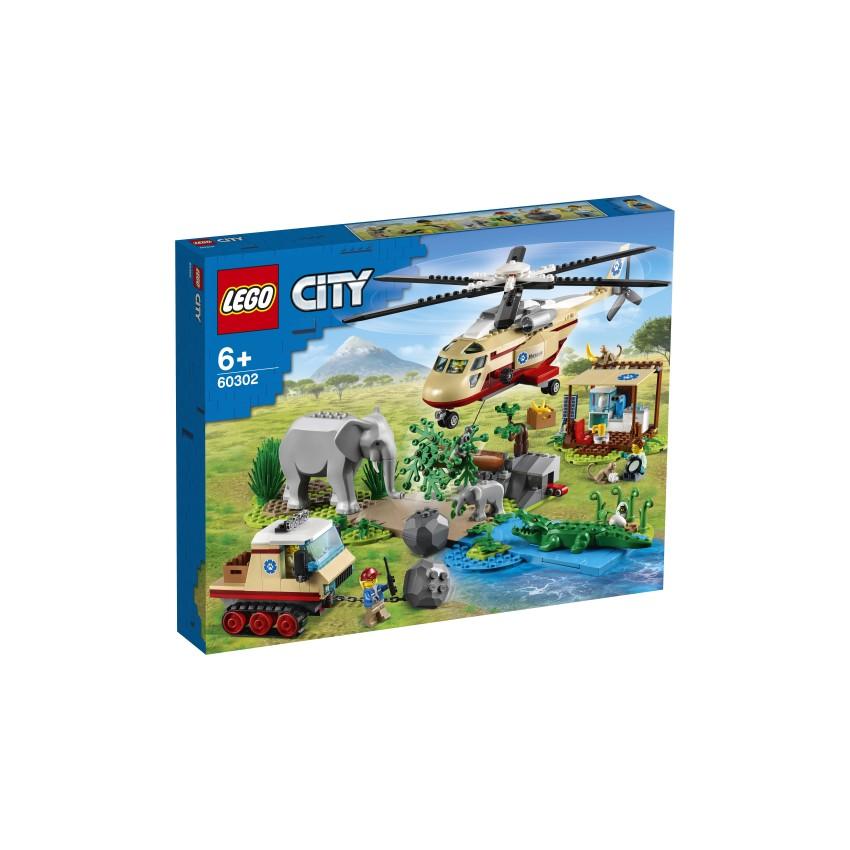 LEGO City  60302 Na ratunek...