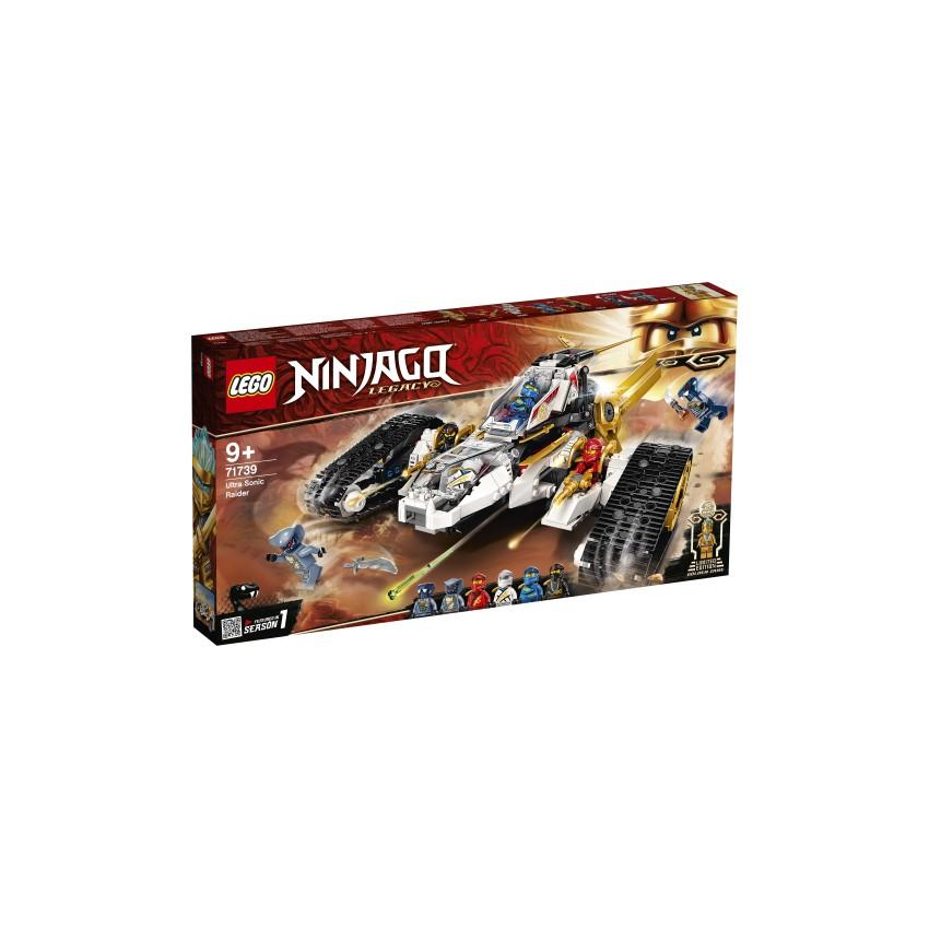 LEGO Ninjago 71739 Pojazd...