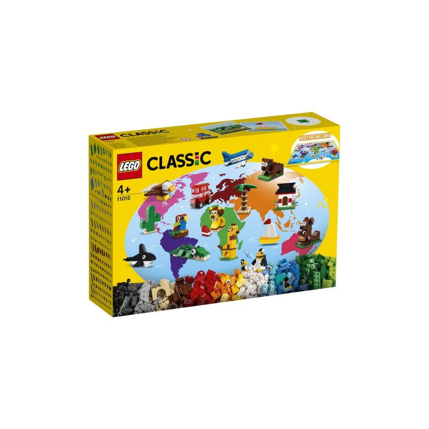 LEGO Classic 11015 Dookoła...