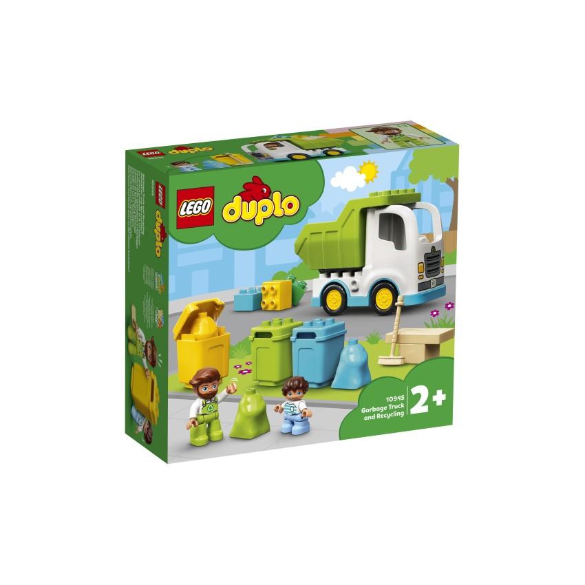 LEGO DUPLO Śmieciarka i...