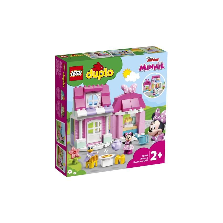 LEGO DUPLO 10942 Dom i...