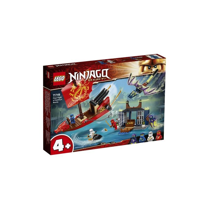 LEGO Ninjago 71749 Ostatni...