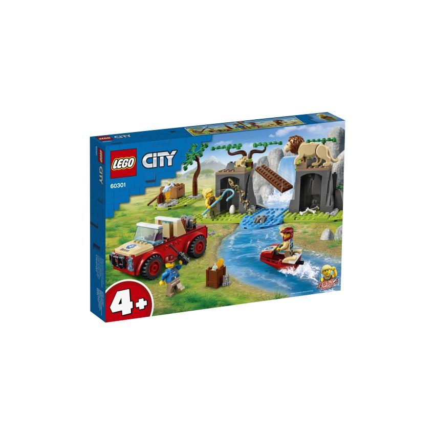LEGO City 60301 Terenówka...