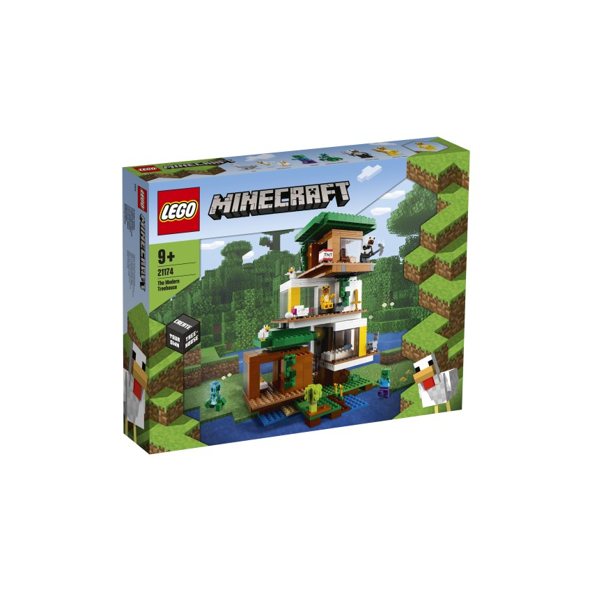 LEGO Minecraft 21174...
