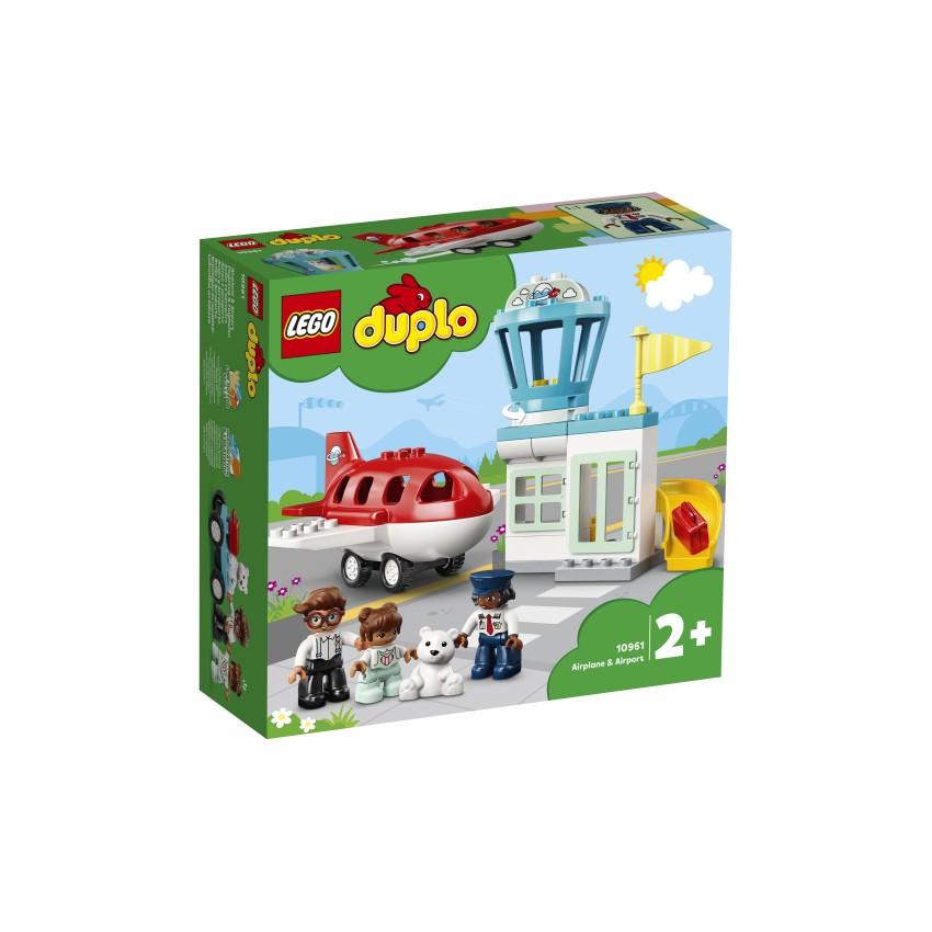LEGO DUPLO 10961 Samolot i...