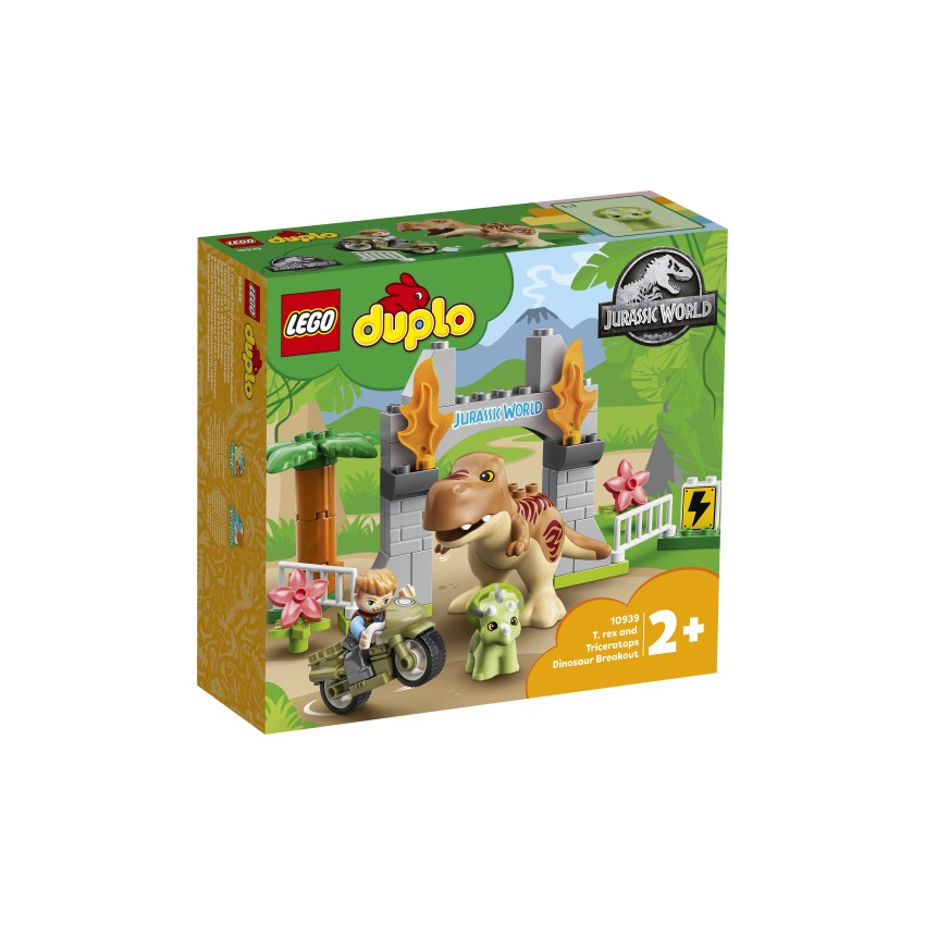 LEGO DUPLO Jurassic 10939...