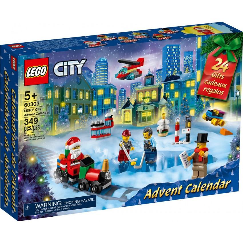 LEGO City 60303 Kalendarz...