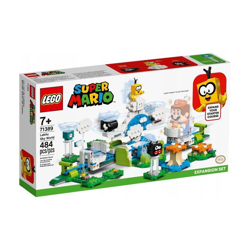 LEGO 71389 Podniebny świat...