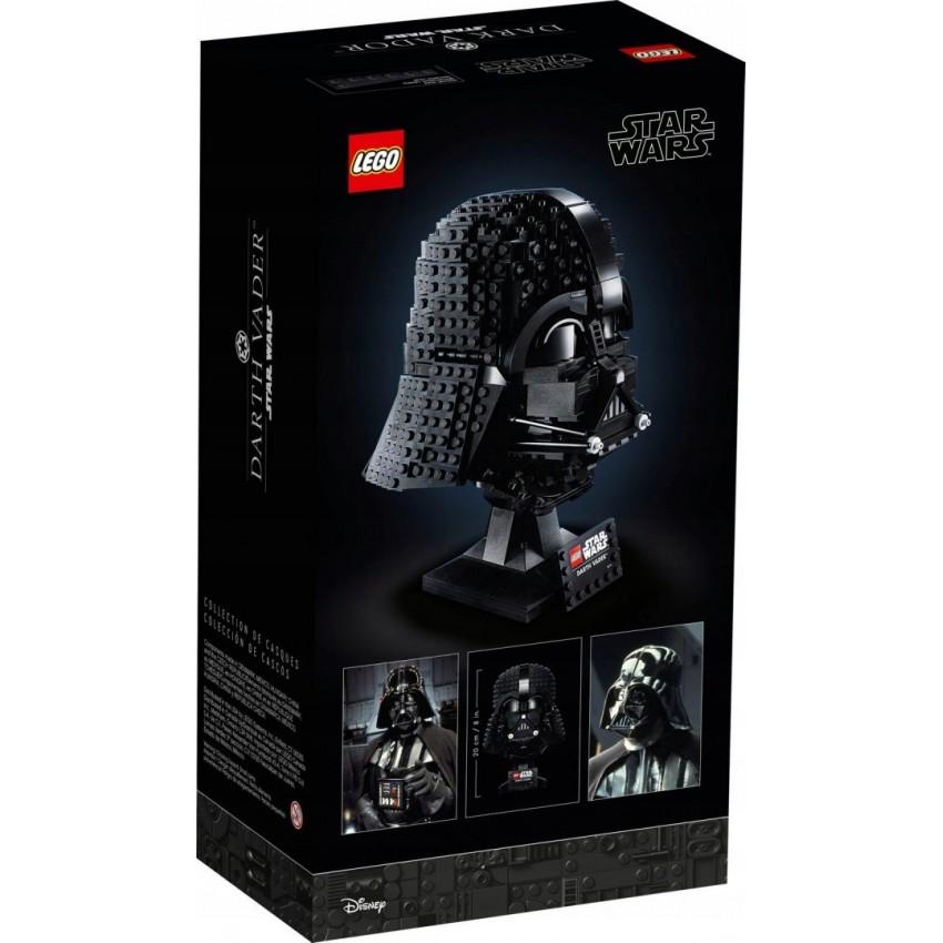 LEGO STAR WARS Hełm Dartha...