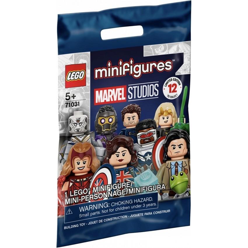 LEGO 71031 MINIFIGURES...