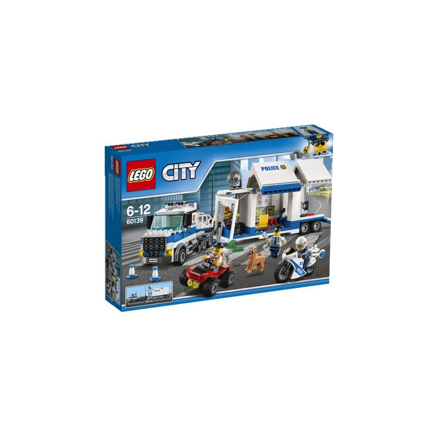 LEGO City 60139 Mobilne...