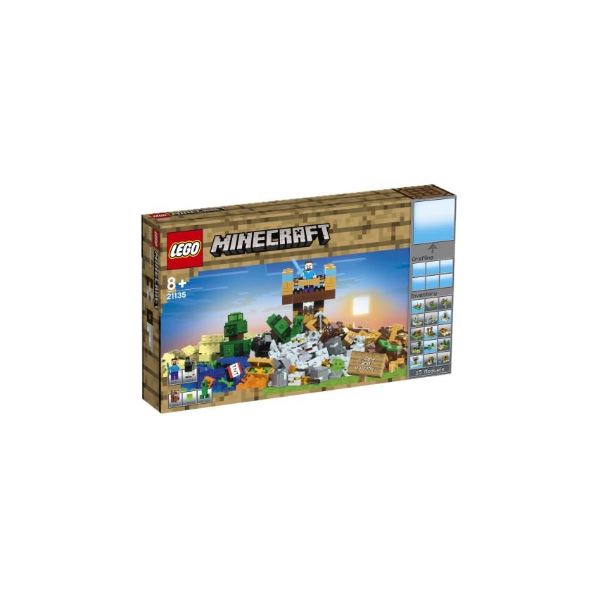 LEGO Minecraft 21135...