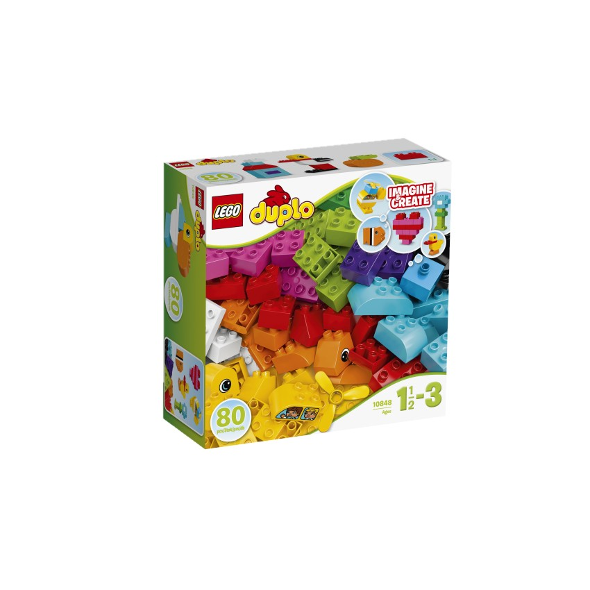 LEGO Duplo 10848 Moje...