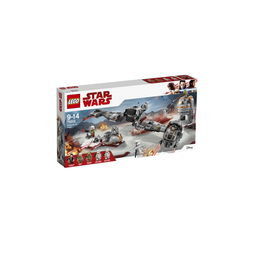 LEGO Star Wars 75202 Obrona...
