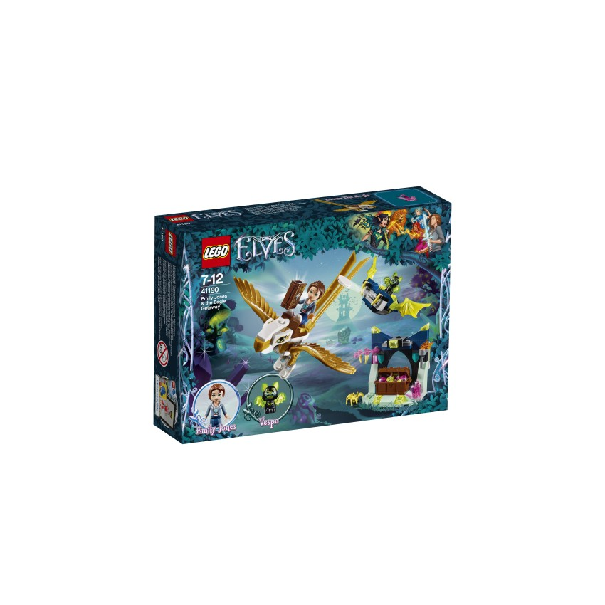 LEGO Elves 41190 Emily...