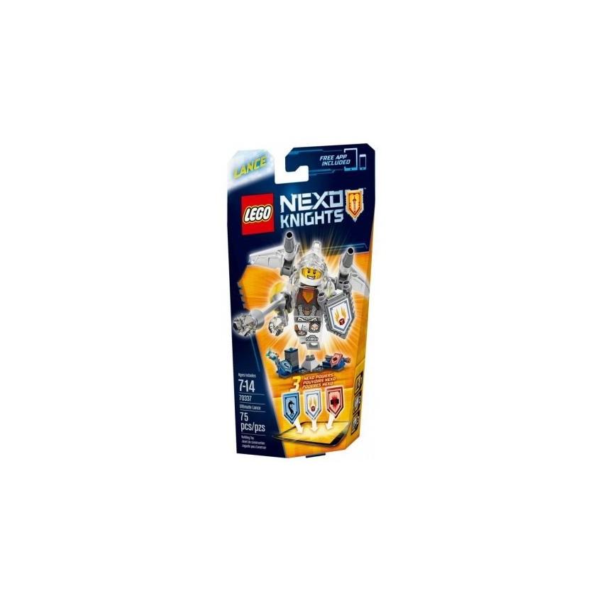 LEGO NEXO KNIGHTS 70337 Lance