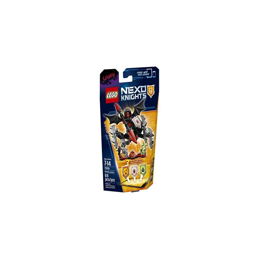 LEGO NEXO Knights 70335...