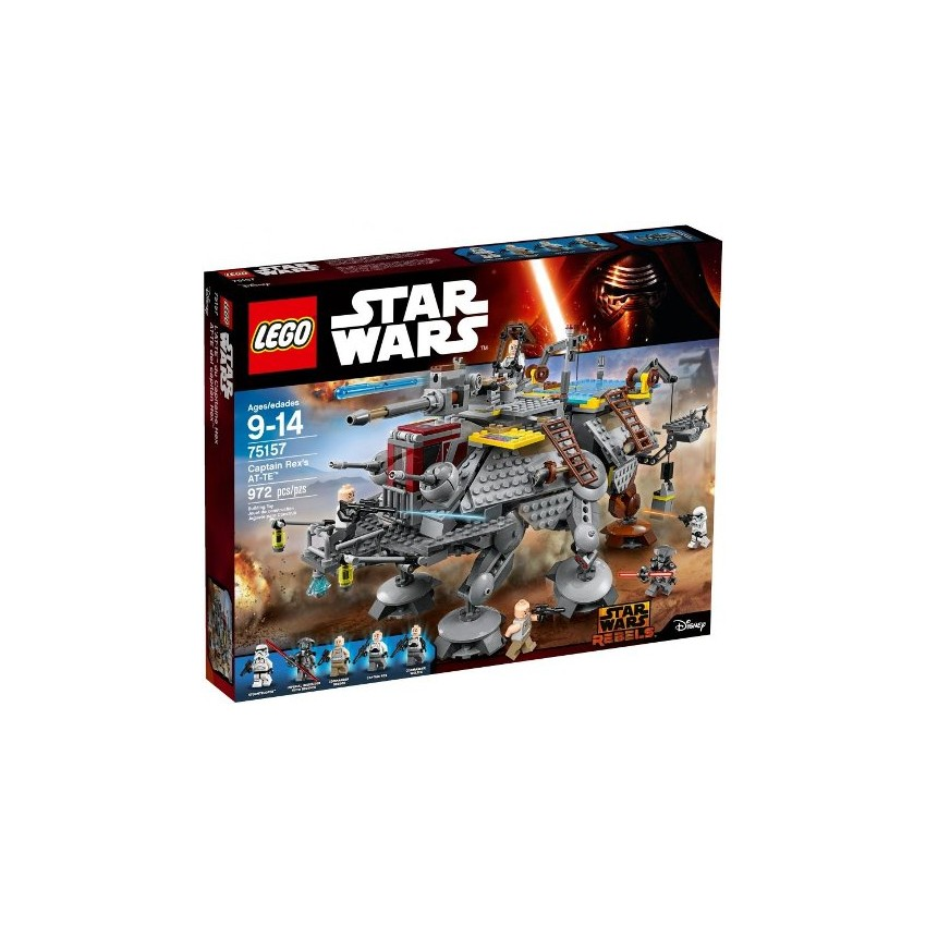 LEGO Star Wars 75157 AT-TE...