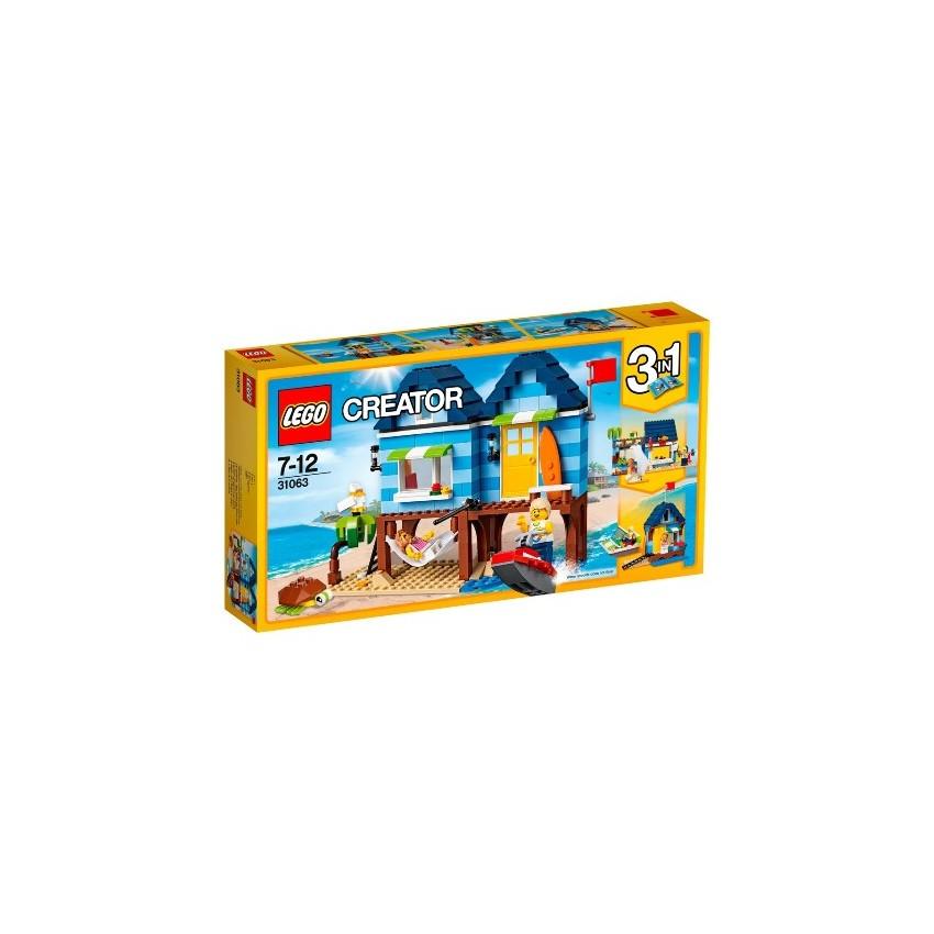 LEGO Creator 31063 Wakacje...