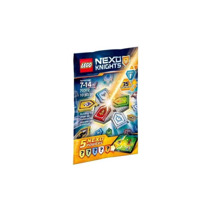 LEGO NEXO Knights 70372...