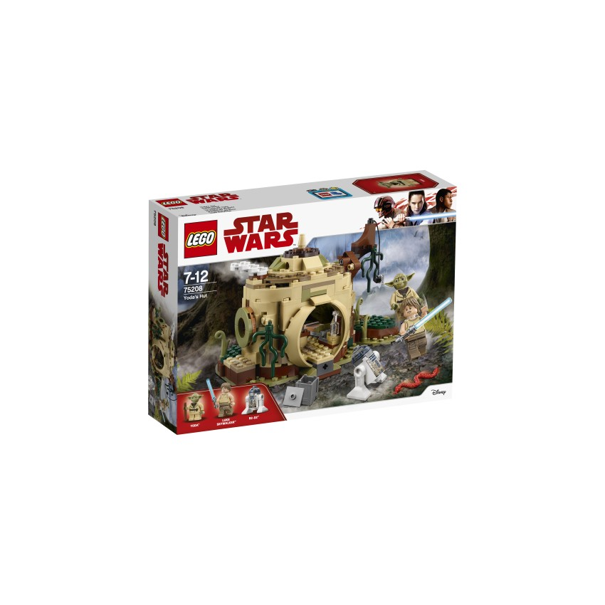 LEGO Star Wars 75208 Chatka...
