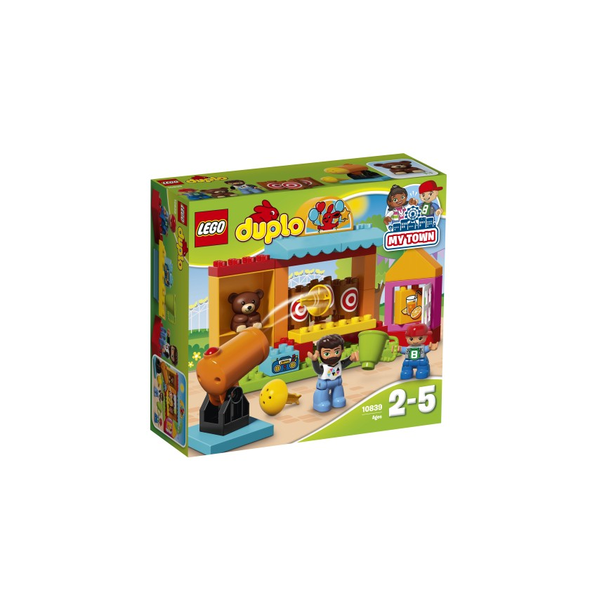 LEGO Duplo 10839 Strzelnica