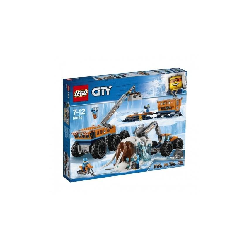LEGO City 60195 Arktyczna...